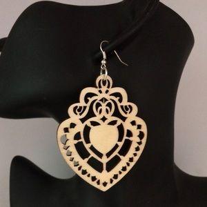 Bohemian Wooden Earrings 🔥